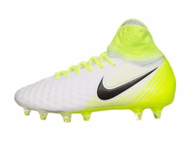 new styles 850ee 3dfa3 Nike Jr Hypervenom Phantom 3 DF FG US Sz 4y Soccer Cleats 882087 104