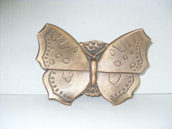 Bronze- Schmetterling Vollplastisch H12,0cm B15,0cm Nr. 5004