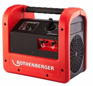 ROTHENBERGER-ROREC-PRO-DIGITAL-R32-RECUPERATORE-GAS-REFRIGERANTE-ART-150002637
