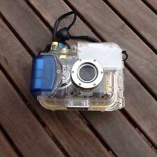 Canon UNDERWATER HOUSING wp-dc10 per IXUX II