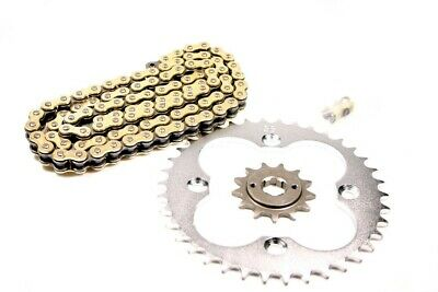 TRX250R 1986-1987 Chain and Sprocket Set Honda TRX 250R