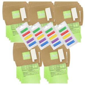 5 x PROACTION Vacuum Cleaner Bags To Fit VC9108 1400 Compact