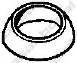 Abgasrohr für Abgasanlage BOSAL 256-306 Dichtung
