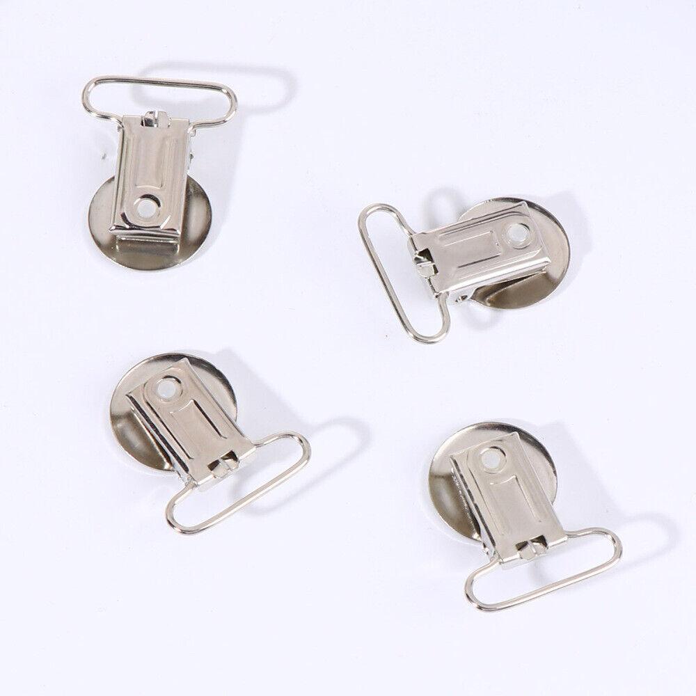 10 stücke Durable wiederverwendbare Multifunktionale Eisen Enten Mund Schnuller