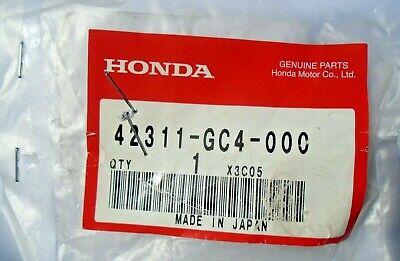 RR WHEEL SIDE HONDA 42311-GC4-000 COLR