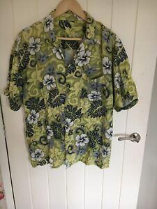 2019 Nouveau Style Vintage Crazy Ugly Shirt Hawaïen Motif Large-afficher Le Titre D'origine Apparence Attractive