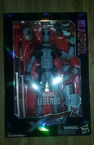 Marvel Legends Uncanny X-force Gris Deadpool 12   Marvel Legends Uncanny X-force Grey Deadpool 12