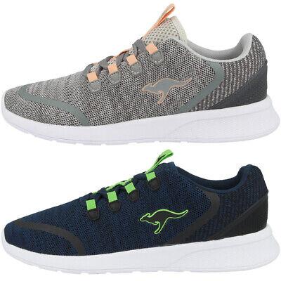 KangaROOS VanderYard Sneaker Freizeit Sport Schuhe Turnschuhe black 18271-5012