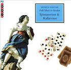 Folk Music of Sweden by Sjomansvisor & Rallarvisor (CD, 1996, Caprice Records)