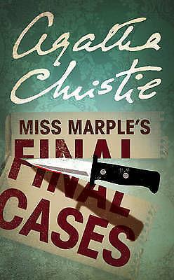 Miss Marple's Final Cases (Miss Marple)  Agatha Christie Book