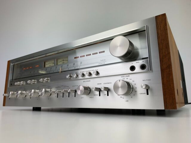 Complete Professional Restoration Service For Pioneer SA-8100 Stereo Amplifier