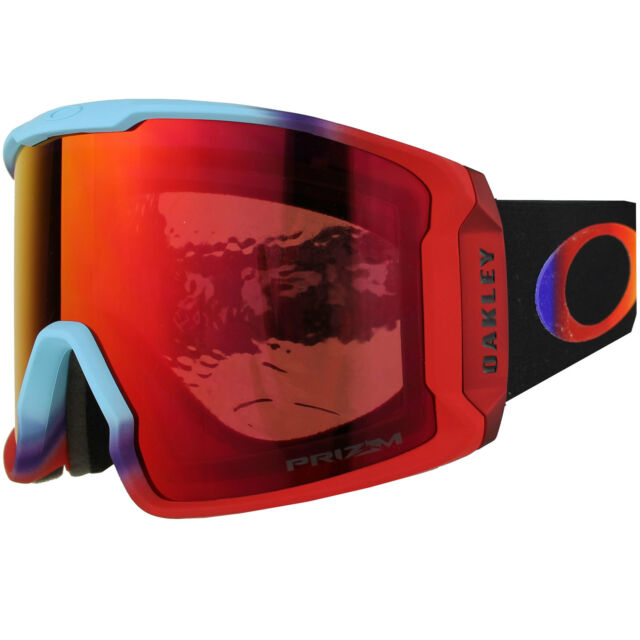 472ebd190ed Oakley Line Miner Snow Goggles 2018 Torch Iridium Prizm Halo for ...