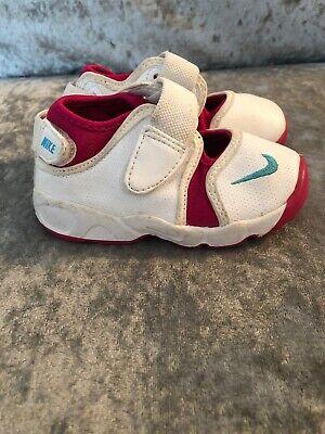 Más lejano Él mismo Chimenea  Toddler Nike Air Rift 4.5 | eBay