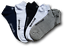 PIERRE-CARDIN-5-Paia-Fantasmini-Uomo-Cotone-elasticizzato-SNEAKER-UNITO-PC0372 miniatura 3