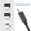 thumbnail 2 - 3-PACK Samsung Galaxy S8 S9 Plus Note 9 Fast Charging USB-C Type C Charger Cable