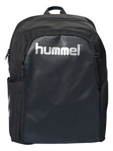 Hummel-Fussball-Herren-SC-Freiburg-SCF-Authentic-Charge-Ball-Backpack-Rucksack