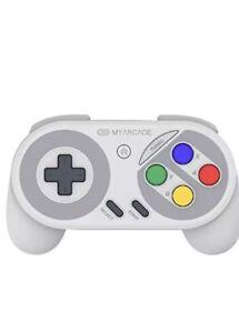 My Arcade Super Gamepad Wireless Controller Nintendo SNES Classic mini Wii Wii U