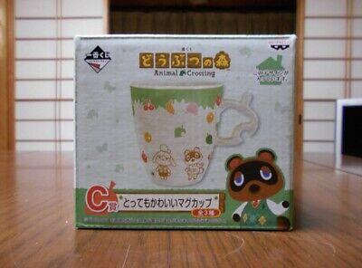 BANDAI Japanese Animal Crossing Ichiban Kuji Prize A Shizue table clock cute