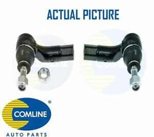 2 x FRONT TRACK ROD END RACK END PAIR COMLINE OE REPLACEMENT CTR2032