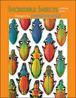 Incredible Insects of Christopher Marley Colouring Book CB114 by Pomegranate Communications Inc,US (Paperback, 2009)