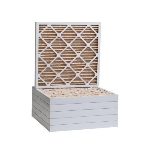 6 Pack 18x18x2 Ultra Allergen Merv 11 Replacement AC Furnace Air Filter