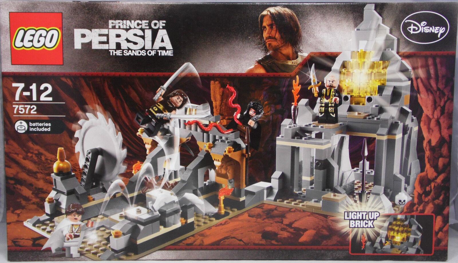 Lego Prince of Persia 7572 lucha contra el tiempo Dastan light Brick nuevo