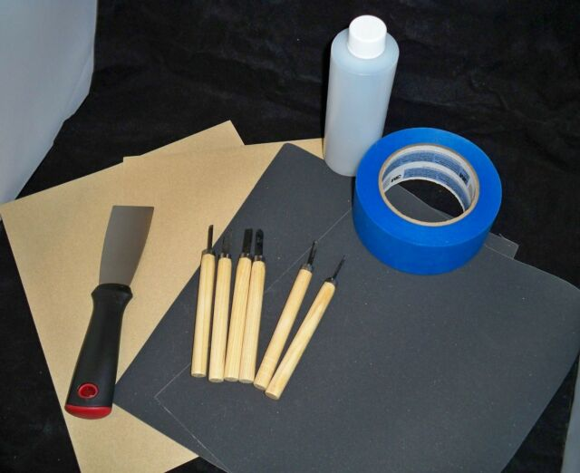 3D Printer Accessory Finishing Tools - ABS PLA Filament Printing RepRap Makerbot