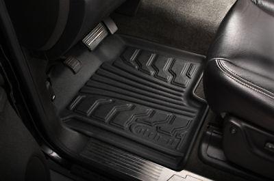 Lund 383124-G Gray Rear Pair Catch-It Vinyl Floor Mat