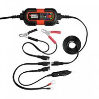 6v And 12v Battery Charger/maintainer, Black And Decker Bm3b, New, Free Shipping on sale