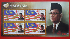 2013 M'sia Miniature Sheet - 50 Year Of Malaysia