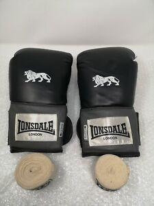 Lonsdale Xlite Training Gloves SIZE 16 OZ