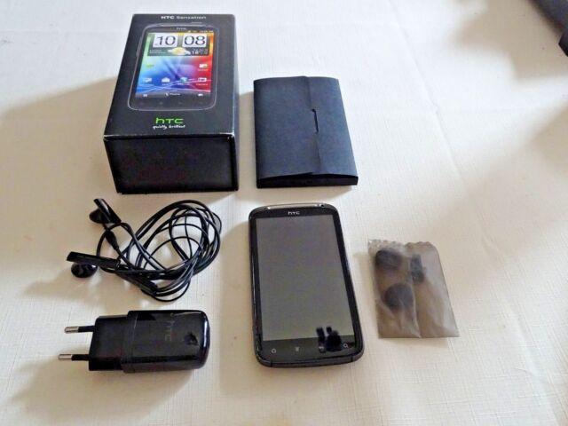 HTC Sensation Z710e in OVP & gepflegt, ohne Simlock, 2 Jahre Garantie