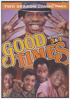 Good Times Season 3 And 4 (dvd, 2014, 4-disc Set)