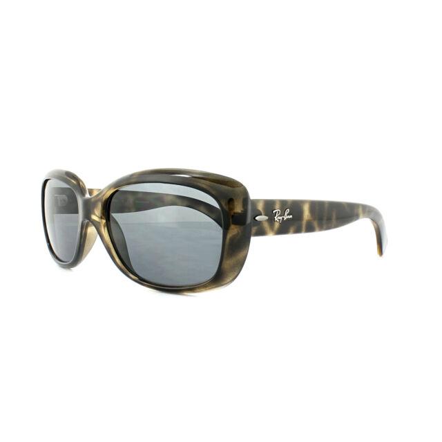 2dd3d883ef94c Ray-Ban Gafas de Sol Jackie Ohh 4101 731 81 Carey Gris Degradado Polarizados