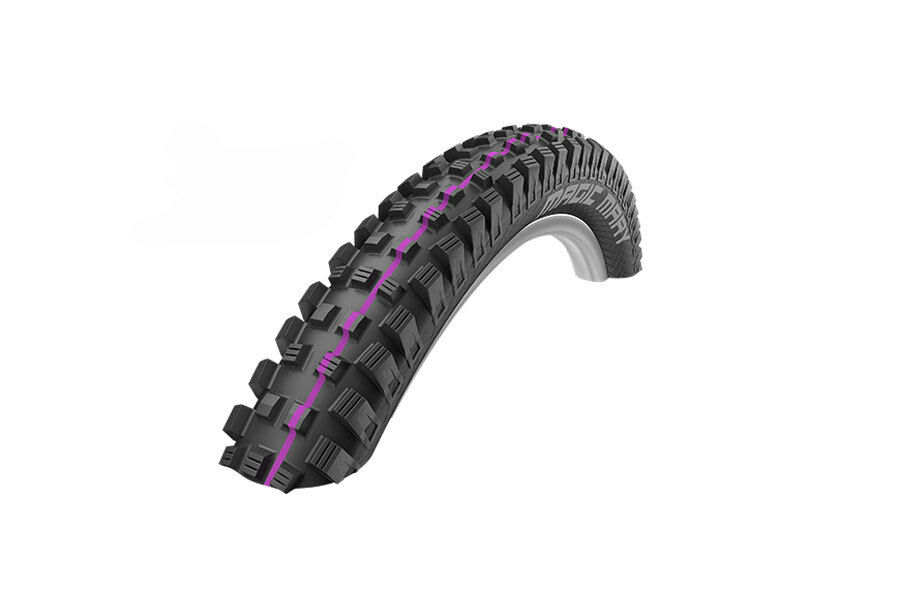 Schwalbe Magic Mary - Addix U-Soft - SG  - TL-Easy - Folding Tyre  with 100% quality and %100 service