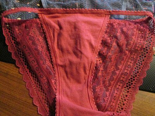M de nombreux designs ~ Grand choix! S New Victoria/'s secret bikini string TAILLE XS