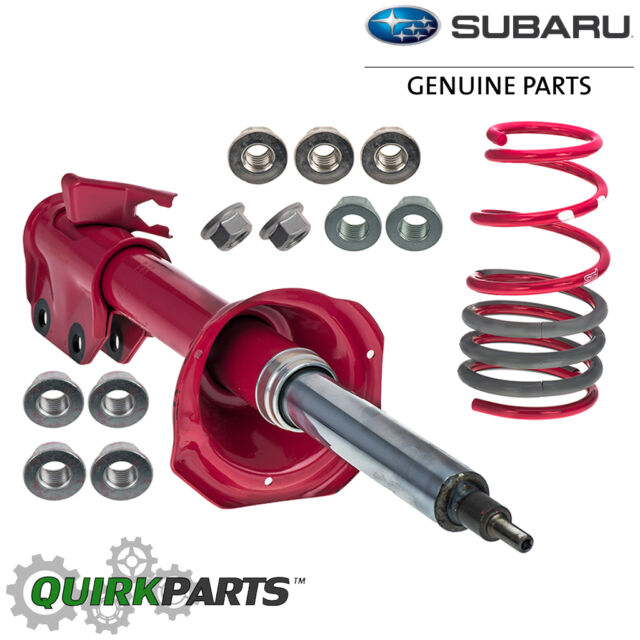 20052007 Subaru Impreza Wrx Sti Rr Inverted Adjustable Struts Rhebay: 05 Subaru Sti Suspension Schematic At Gmaili.net