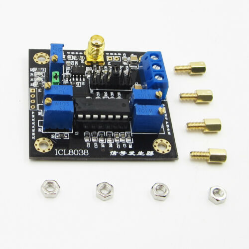 Low Frequency Signal Source Generator ICL8038 Sine Quadrat Triangle Wave AIP