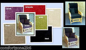 REPLACEMENT-CUSHION-COVERS-CANE-RATTAN-WICKER-CONSERVATORY-GARDEN-FURNITURE-chn