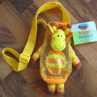 Sozzy * Süße Giraffe * Flaschenhalter ( Neu )