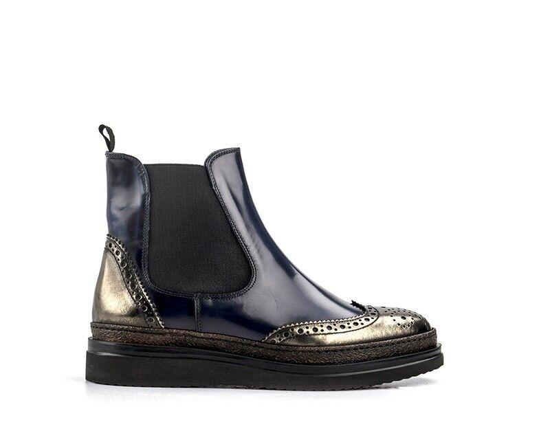 Schuhe BOULEVARD Pelle CHIC Damenschuhe PLATINO Pelle BOULEVARD naturale 5585-275PL 483a9d