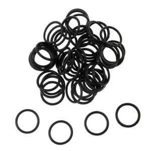 50x-Silicone-Soft-O-Rings-for-Worms-Wacky-Rig-O-Ring-Tool-Carp-Fishing-Black