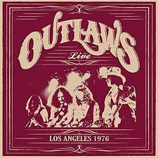 Los Angeles 1976 [Digipak] by The Outlaws (CD, Nov-2015, Purple Pyramid)
