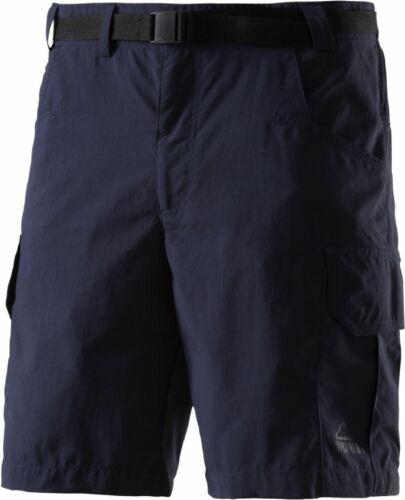 McKinley Herren Wandershort Freizeitshort Trekkingshort Ajo III UV Schutz blau