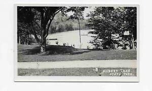 Vintage-Postcard-RPPC-Gilbert-Lake-State-Park-Otsego-Co-Oneonta-NY