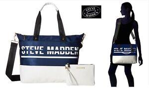 Duffle Gym Cosmetic Bag Navy Blue