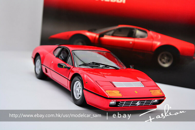 Kyosho 1 18 Ferrari 512BBi Red Red Red aa9a79
