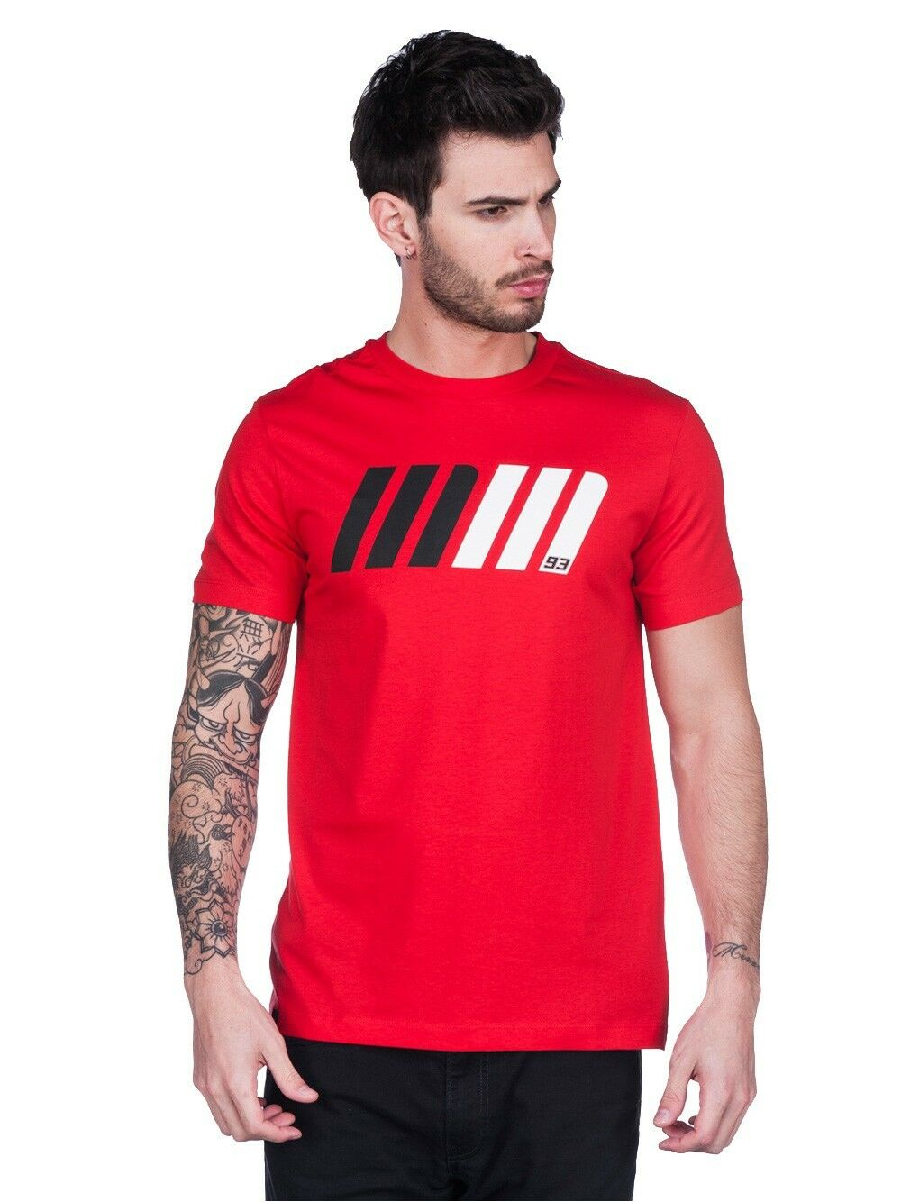 Official Marc Marquez rot T-Shirt - 17 33003    Deutschland Online Shop    Züchtungen Eingeführt Werden Eine Nach Der Anderen    Exquisite (mittlere) Verarbeitung