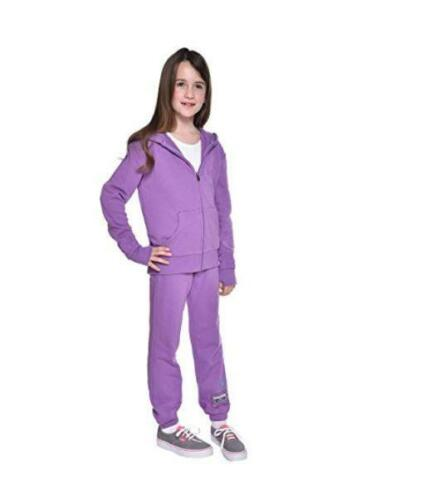 FULL ZIP HOODY /& PANT VARIETY NEW GIRLS SUPER SOFT BY BUTTER 2 PC FLEECE OUTFIT