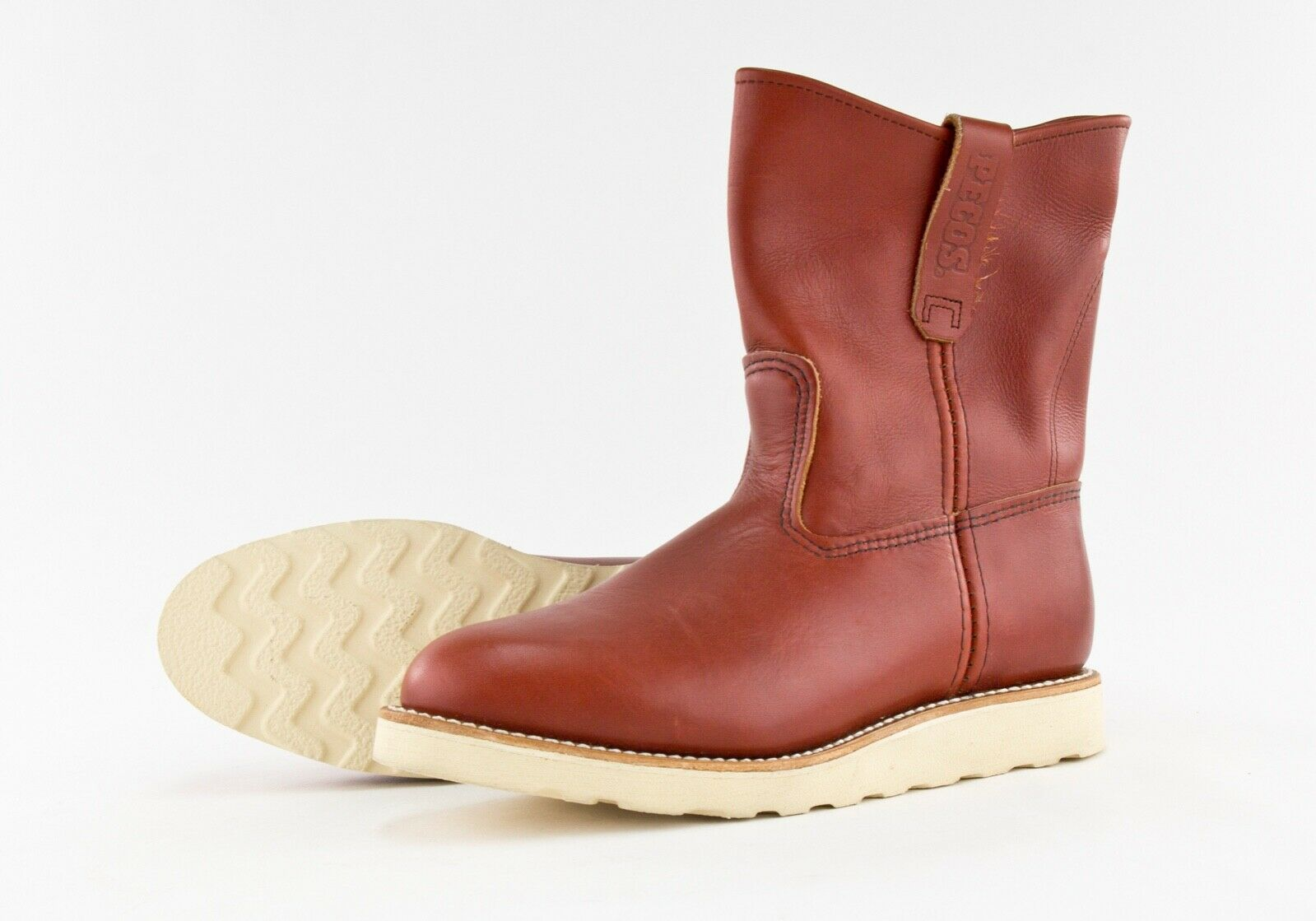 Red Wing Pecos 3469 Olive Womens Suede